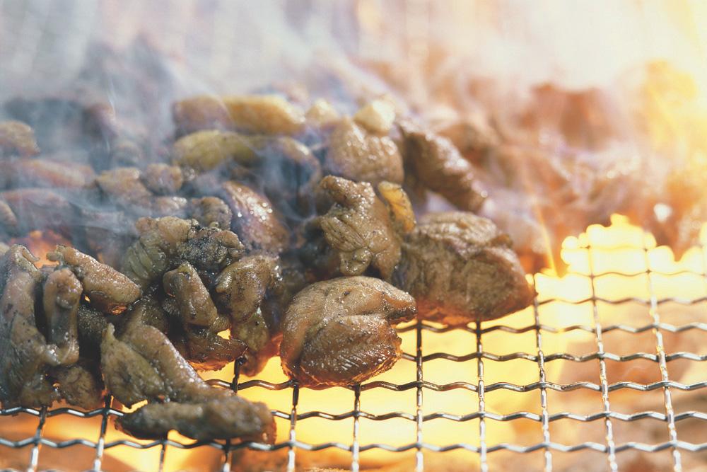 炭燒地雞腿肉