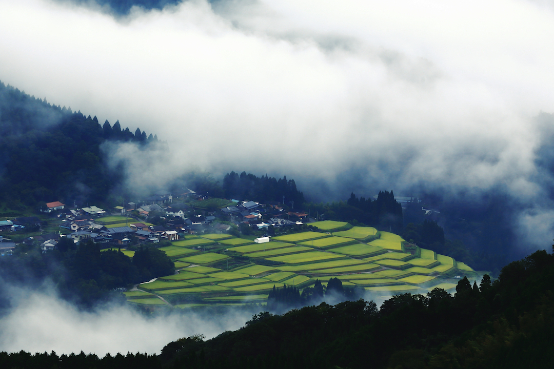 世界重要農業文化遺產高千穂鄉・椎葉山地區